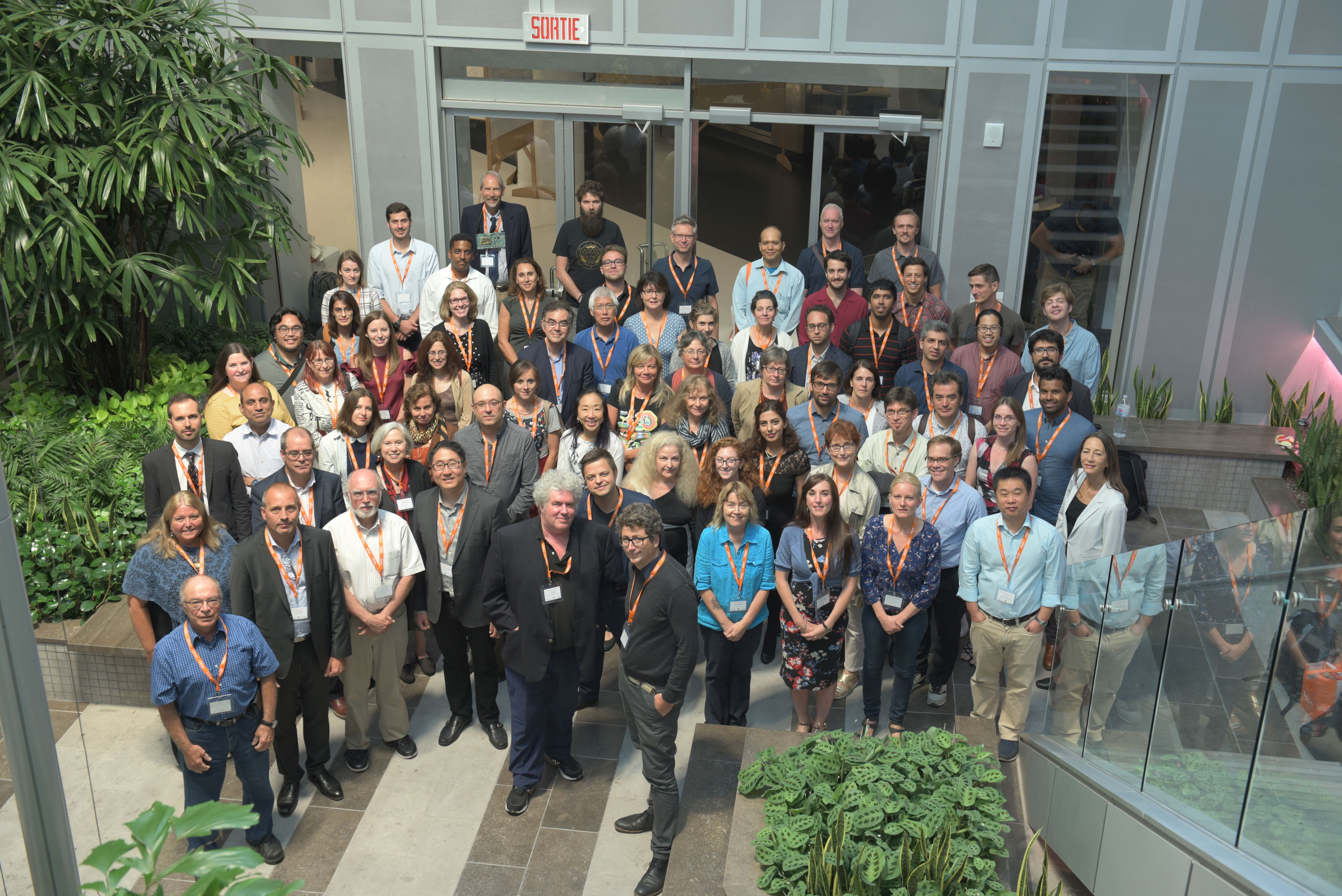 Participants at 2nd International Symposium on Music and Cochlear Implants